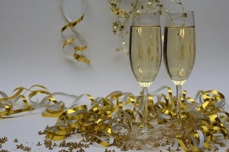 champagne et foie gras